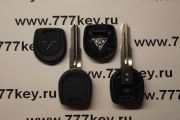 Mitsubishi Transponder Key Blank Right Side  с местом под чип и TPX код 21/29