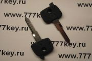 Mercedes BENZ TRANSPONDER KEY BLANK левая сторона  код 20/28