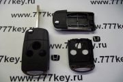 Remodeling Car Flip Key Shell Honda 3 Button  код 13/21