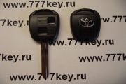 Toyota TOY43 2 Кнопки  Remote Key Blank New Style with SilverLogo код 29/4