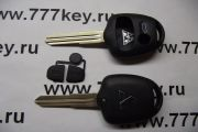 Mitsubishi 3 Button Remote Key Shell код 21/20