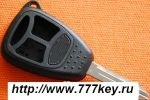 Chrysler Remote Key Case_3 Button Up код 6/5